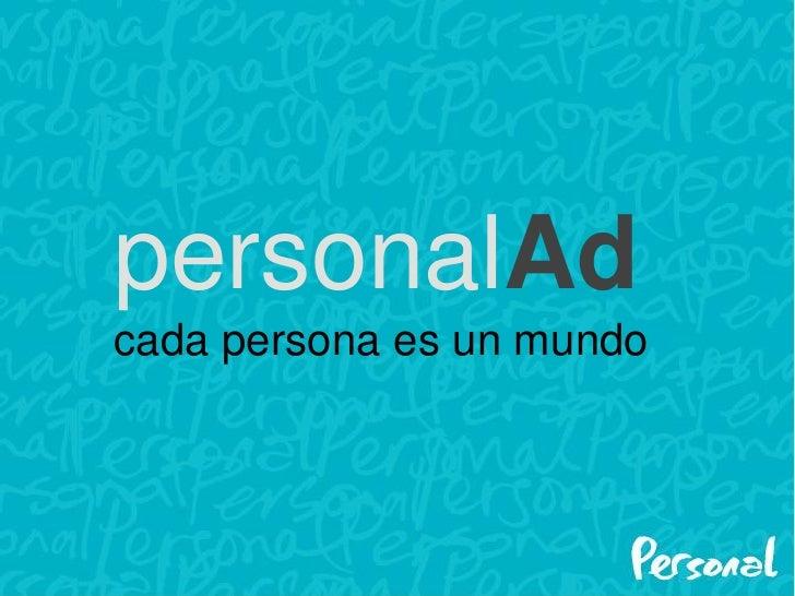 personalAdcada persona es un mundo