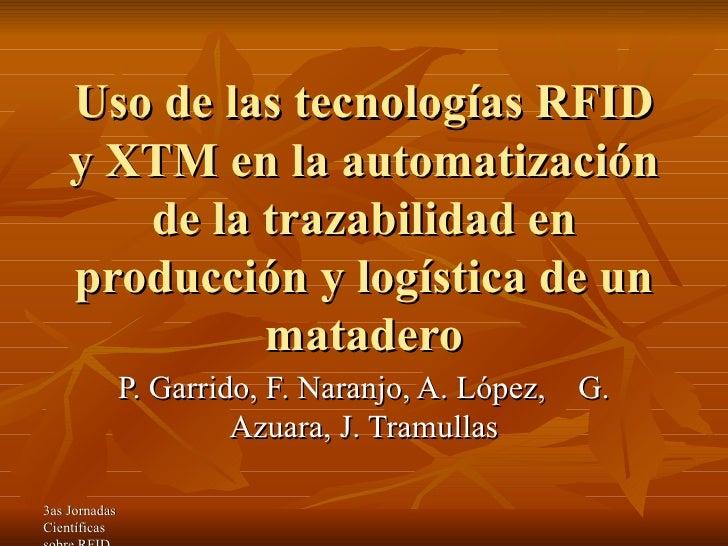 """""""Combinando NFC y Datos en la Etiqueta RFID para Apoyar AAL"""" presentada por Diego López de Ipiña"""
