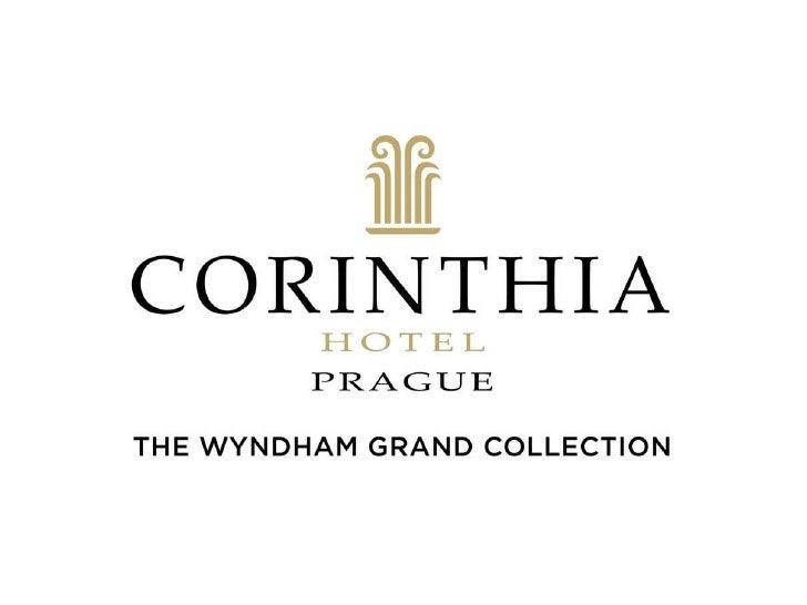Corinthia Hotel Prague para eventos, congresos, convenciones y reuniones en Praga
