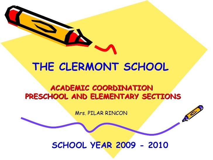 Presentacion Primer Dia Clases 2009-2010