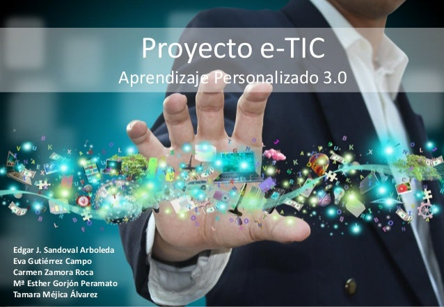 Presentacion proyecto e-tic