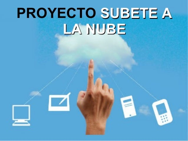 Proyecto Súbete a la Nube del Centro Guadalinfo de Sierra de Yeguas (Málaga)