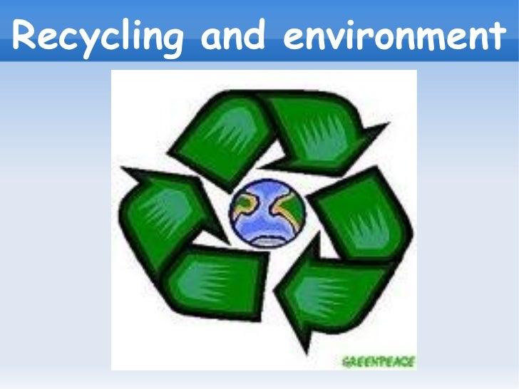 Presentacion recycle