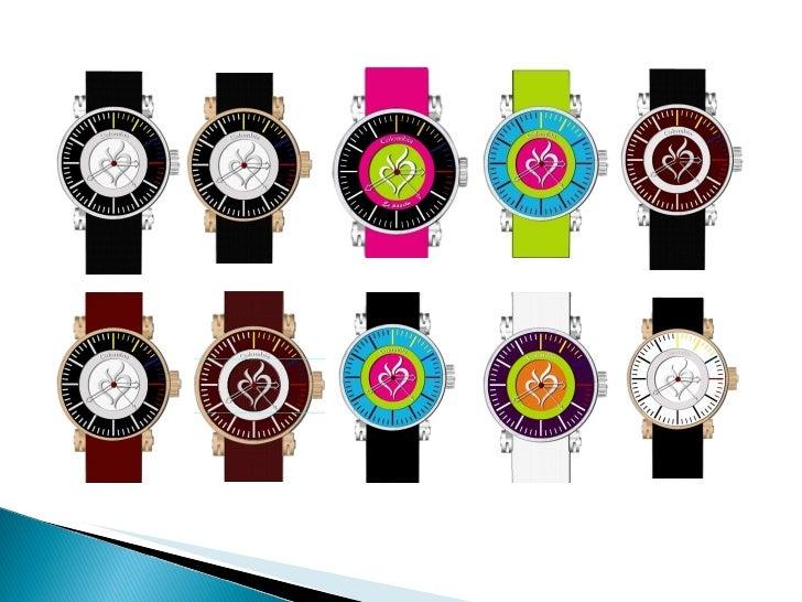 Presentacion relojes col 2008