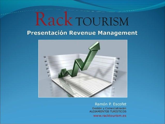 Presentacion Revenue Management para Hoteles