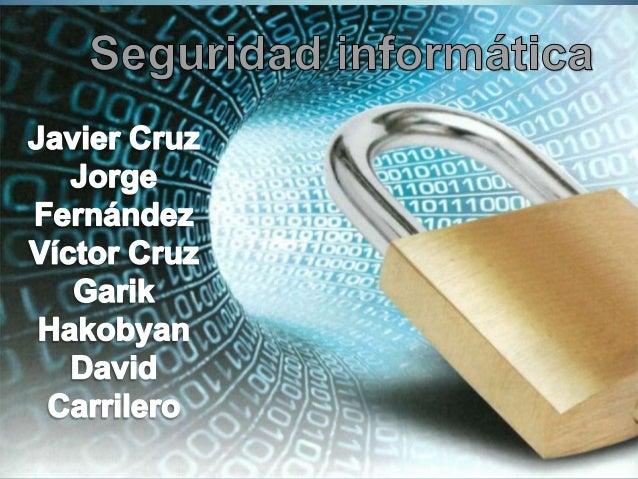 Virus (malware)•   Un virus es un malware que tiene como objetivo alterar el•   Funcionamiento del ordenador sin permiso d...