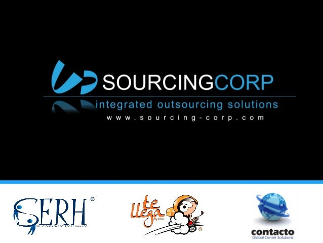 Sourcing-Corp    Sourcing Corp is an entrepreneurial group that offers high level services to its  clients, conformed by t...