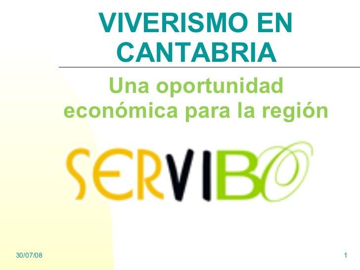 PROYECTO UNIDAD DE EXPORTACION SERVIBO
