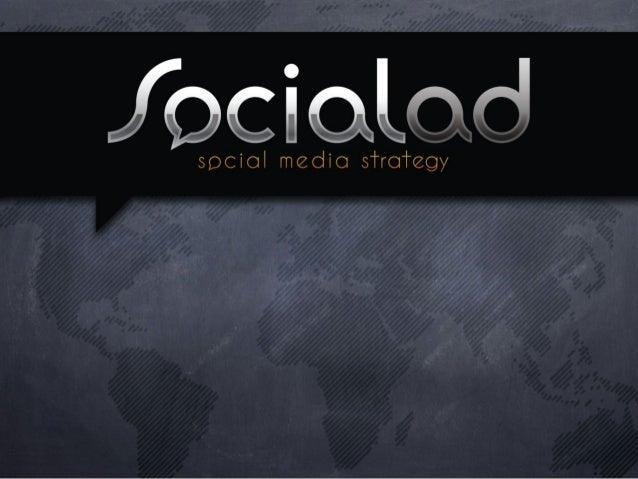 Presentación SocialAd 2013