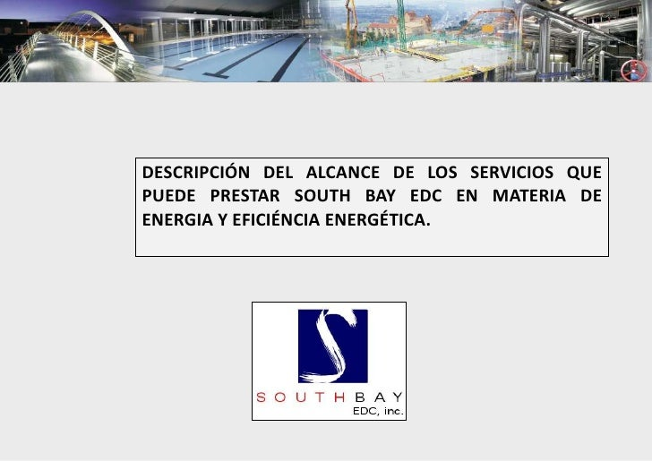 Presentacion South Bay (Español)