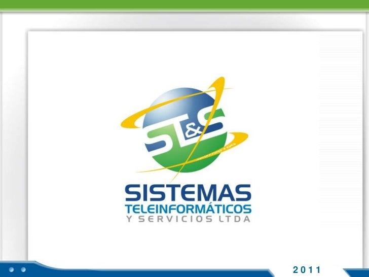 Presentacion Evento ST&S