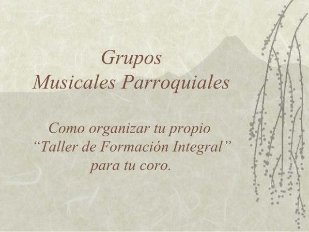 Presentacion taller m.l. areas.