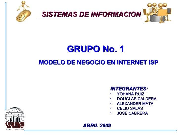 Presentacion Tarea #4 Grupo #1.