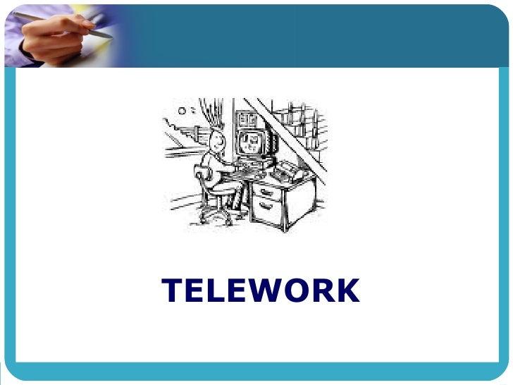 Presentacion telework