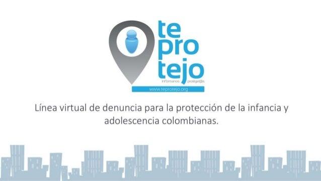 Presentacion de Te Protejo