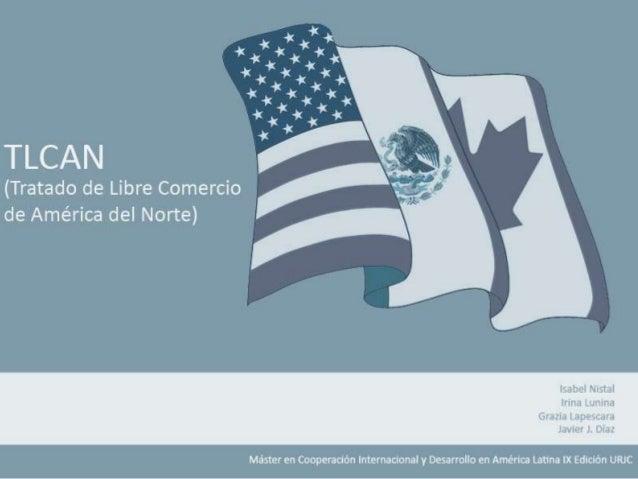 Presentación NAFTA (TLCAN).