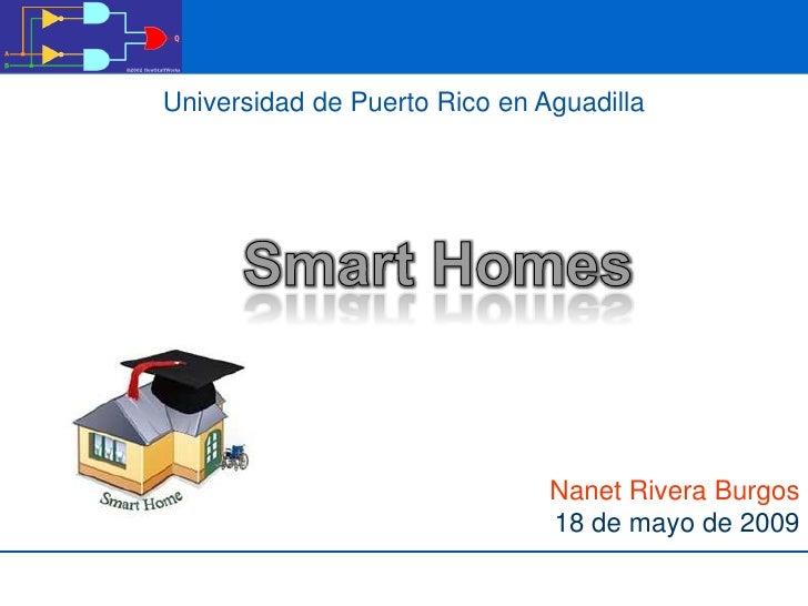 Universidad de Puerto Rico en Aguadilla                                    Nanet Rivera Burgos                            ...