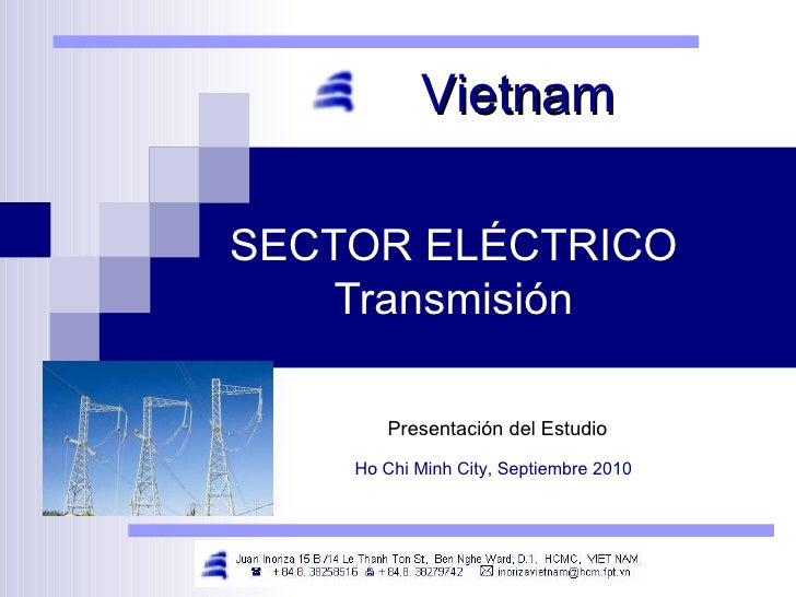 SECTOR ELÉCTRICO Transmisión