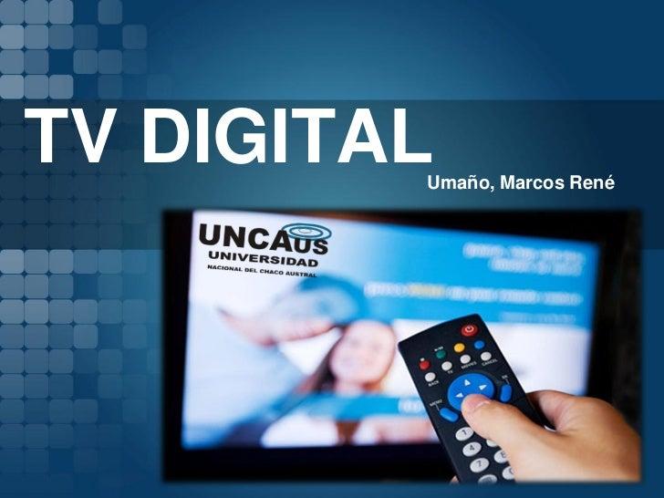 Televisión Digital Interactiva