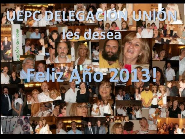 FELIZ AÑO 2013!!!!!!!!!!!!!