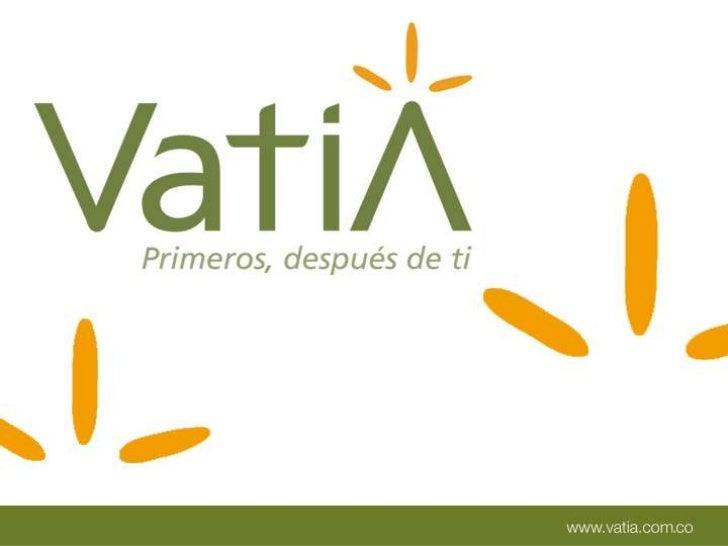 QUIENES SOMOS…Somos una empresa colombiana privada, con 13 años deexperiencia, orientada al aprovechamiento de los recurso...