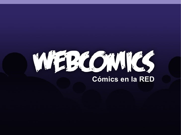 Cómics en la RED