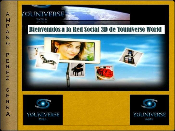 Presentacion Youniverse World Compañia Es.