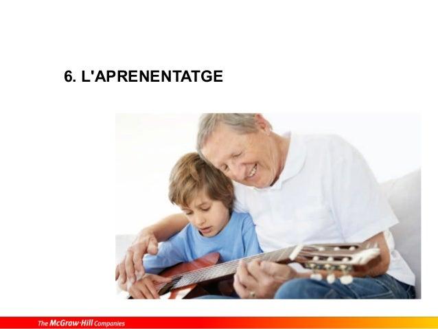 6. L'APRENENTATGE