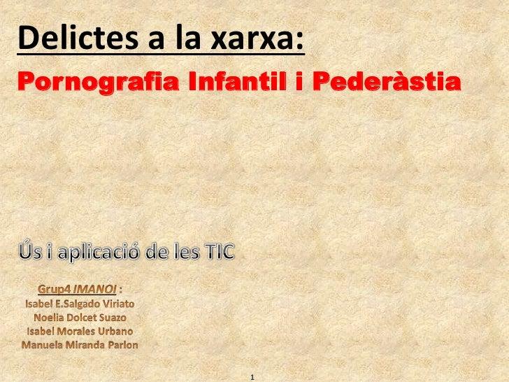 PresentacióPac4  Grup Imanoi