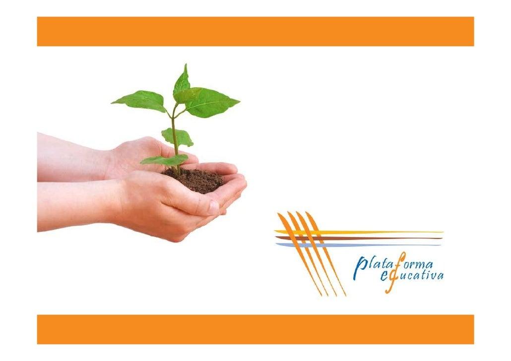 QUI SOM     Plataforma Educativa té els seus orígens en l'Associació Plataforma Educativa 3 Esses. Som una   entitat sense...