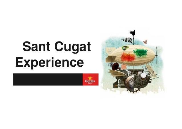 Presentació Sant Cugat Experience