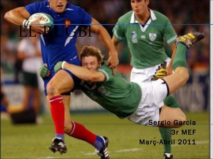 Sergio Garcia 3r MEF Març-Abril 2011