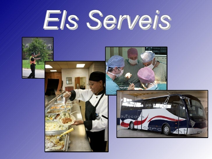 Presentació serveis