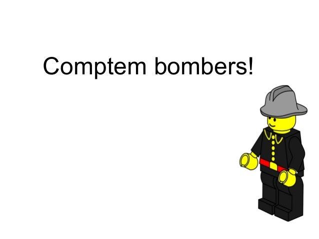 Comptem bombers!
