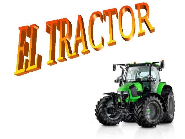 INDEX. L'Agricultura. Els primers tractors El tractor. Parts del Tractor.