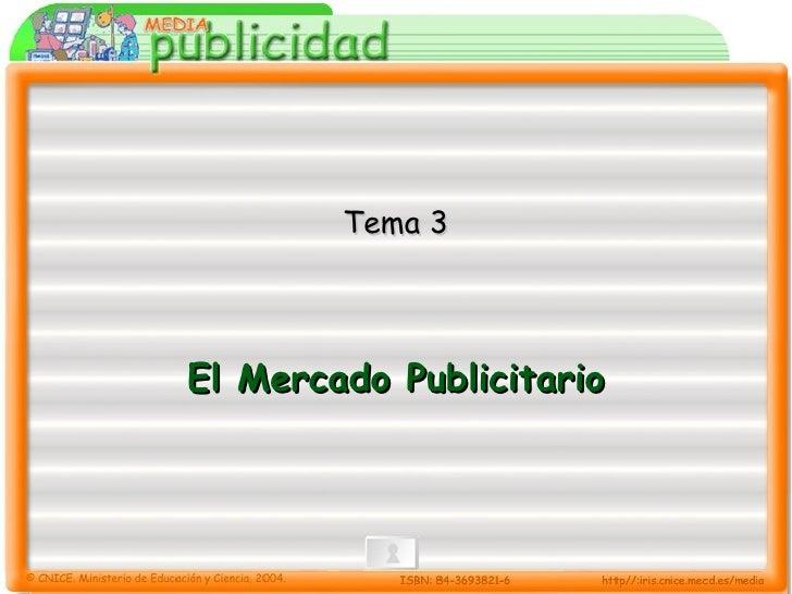EL MERCADO PUBLICITARIO PPS
