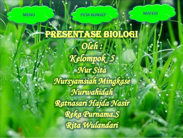 Presentase biologi