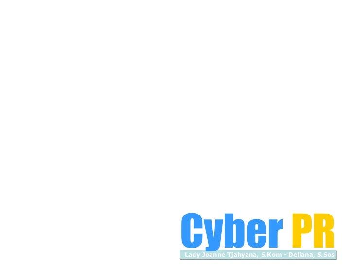 Cyber PR