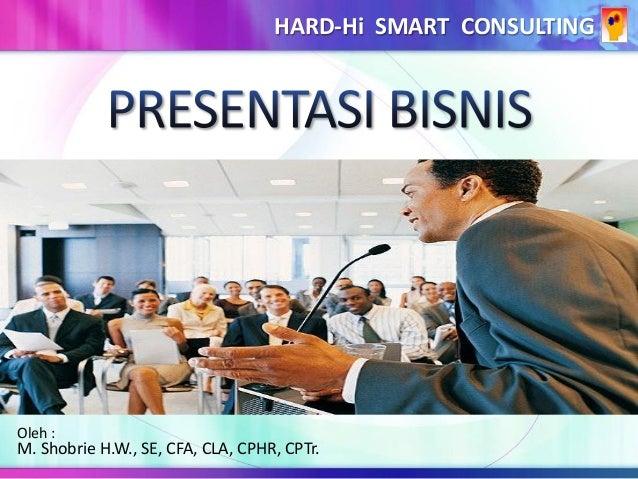 Pelatihan Presentasi Bisnis