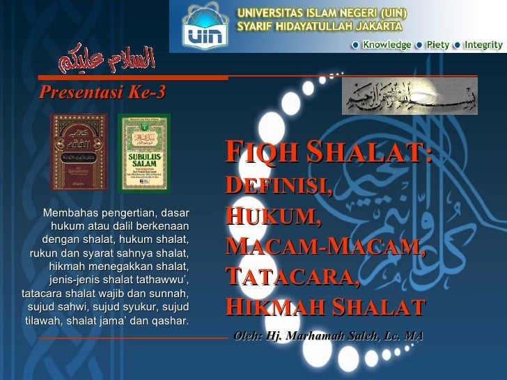 Presentasi Fiqh 3
