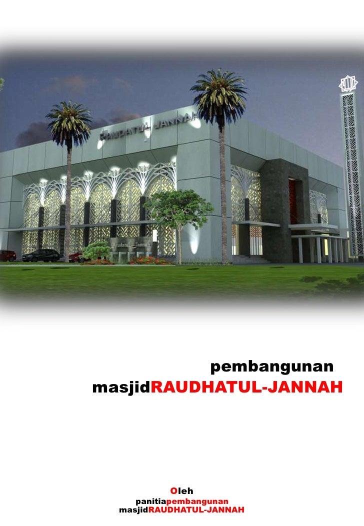 Presentasi masjid