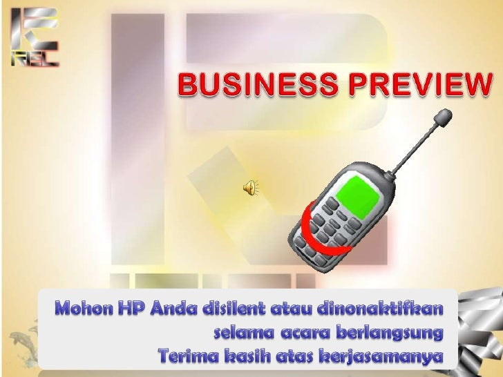 BUSINESS PREVIEW<br />