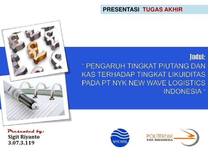 Contoh Power Point Presentasi Sidang Skripsi Tugas Akhir Newhairstylesformen2014 Com