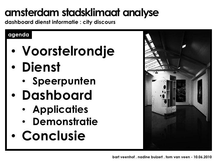 City Discours - Presentatie (2)