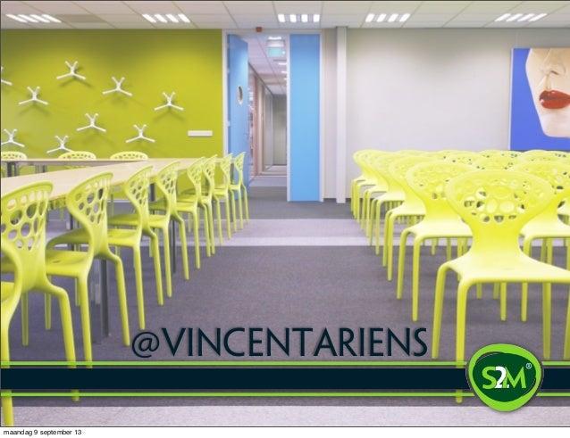 Presentatie VVaA (Vincent Ariëns)