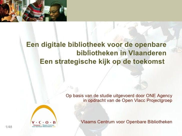 Presentatie Digitale Bibliotheek 20080215