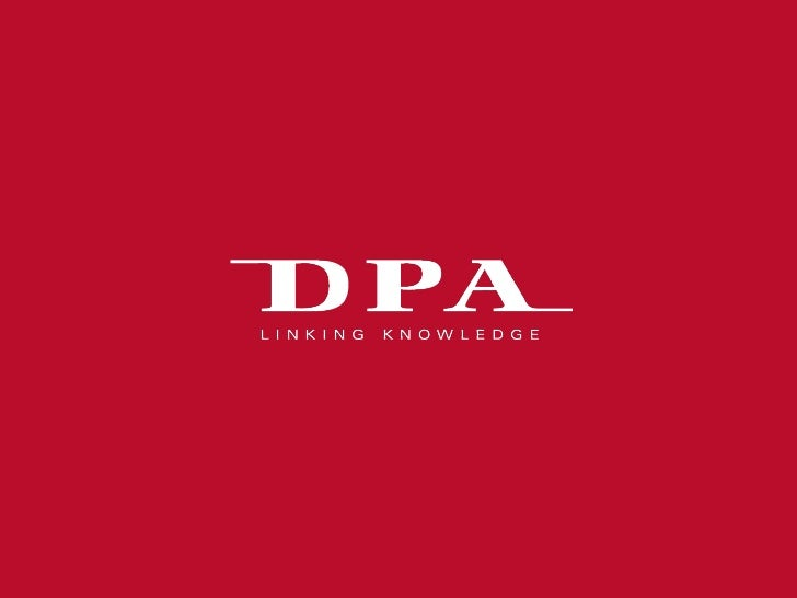 DPA Supply Chain