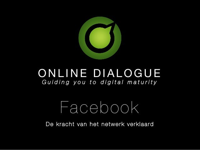 Facebook in Nederland - de status