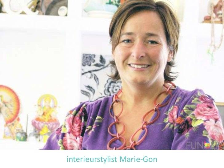 interieurstylist Marie-Gon