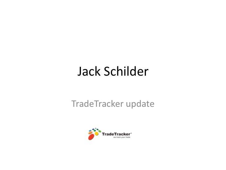 Presentatie tradetracker
